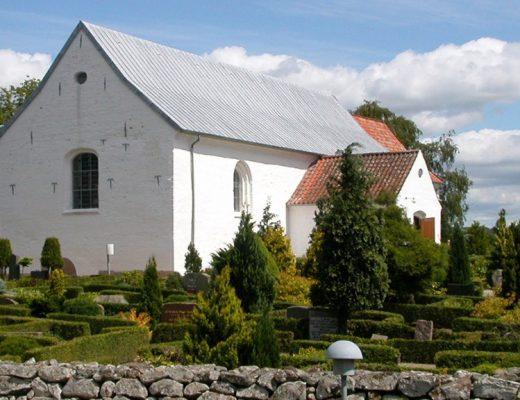 Skibet Kirke er en kulturhistorisk perle